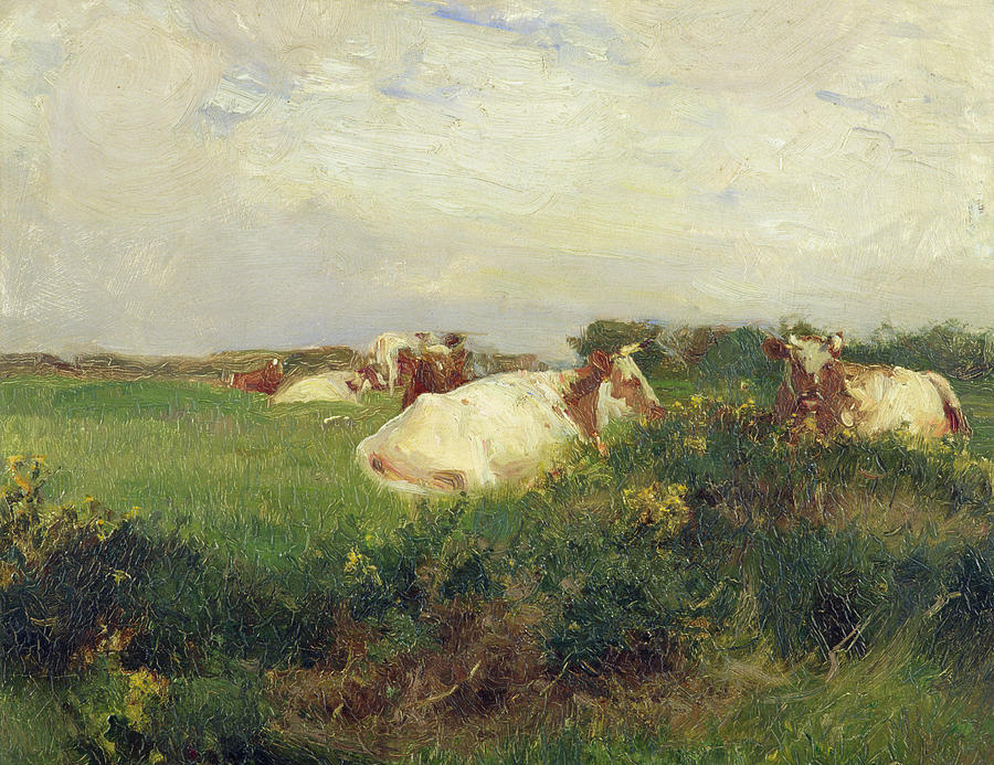 Irish Landscape Paintings and Painters (1/6)