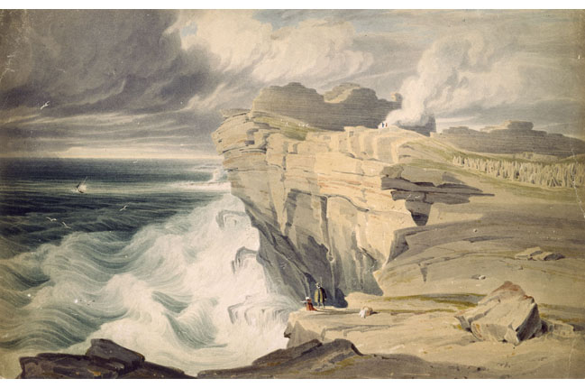 Irish Landscape Paintings and Painters (6/6)