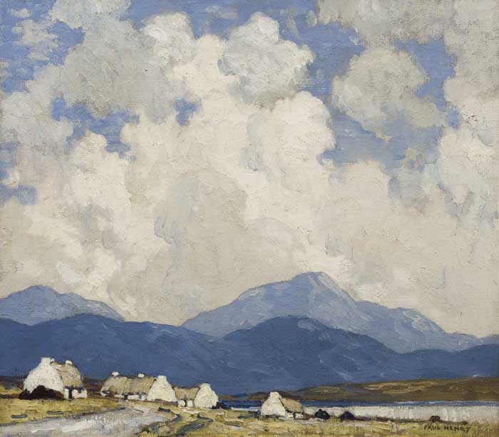 Irish Landscape Paintings and Painters (3/6)