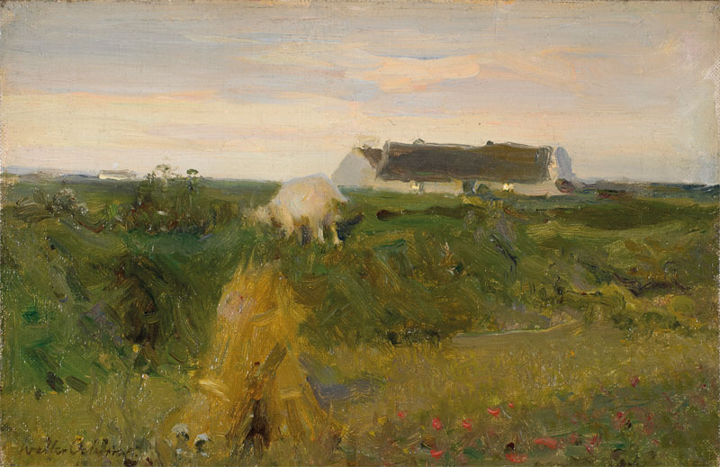 Irish Landscape Paintings and Painters (2/6)