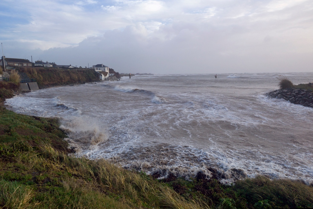 Stormy Start to 2014 at Kilmore Quay (4/6)