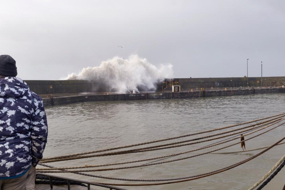 Storm Surges at Kilmore Quay (6/6)